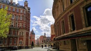 Around the Albert Music Hall