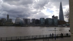 View of Thames River