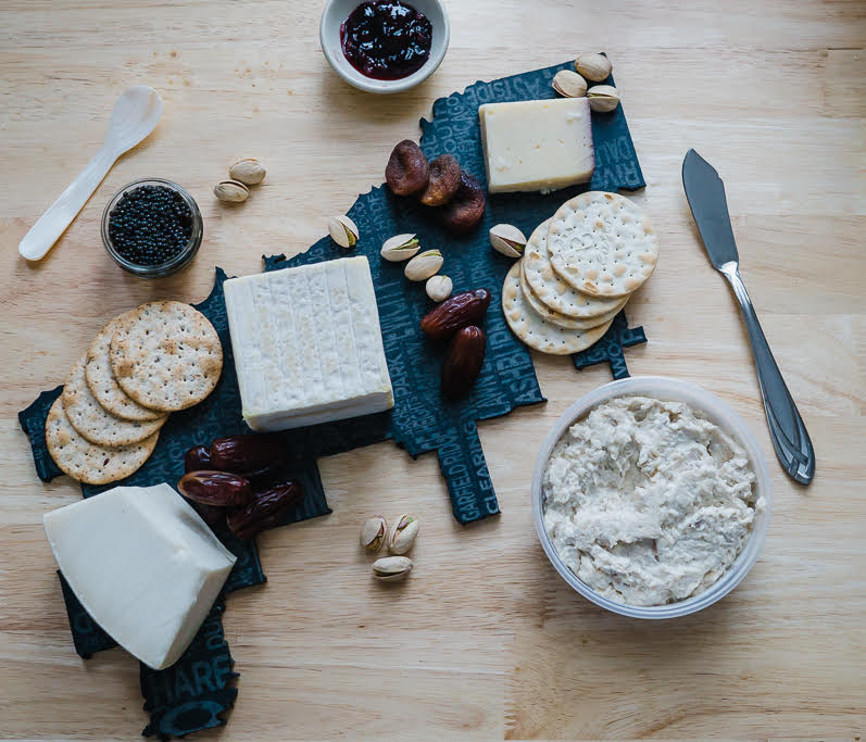party cheese board
