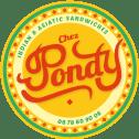 Logo Chez Pondy Indian Asiatic Sandwiches