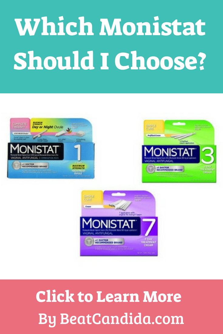 Which Monistat Works Best For Yeast Infection? – Beat Candida