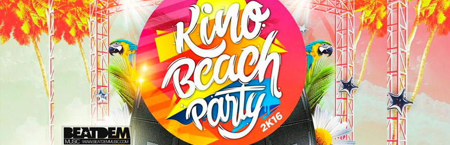 Kino Beach Party 2016