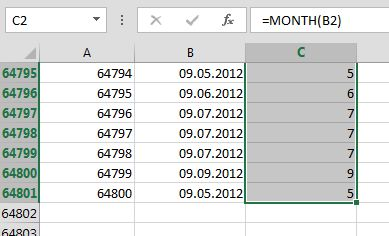 Updating Single Column Formulas 3