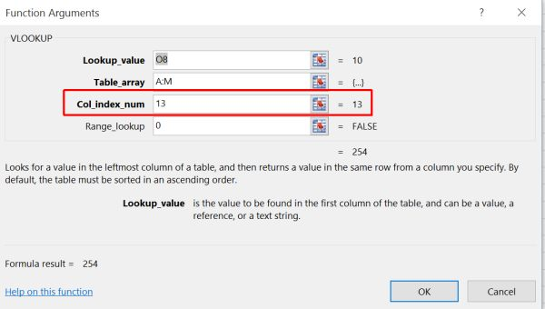 Don't Count Columns for Vlookup - Beat Excel!
