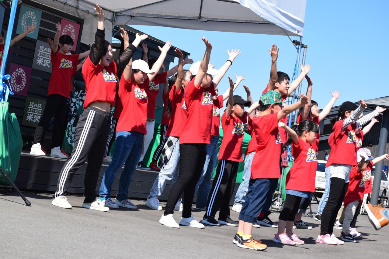 BEAT FACTORY道の駅米沢dance