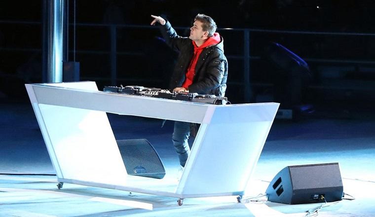 Assista Martin Garrix encerrando as Olimpíadas de Inverno 2018