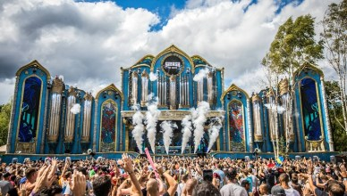 Tomorrowland Organ