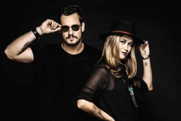 Casais DJs Flow & Zeo