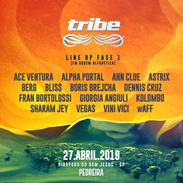 Tribe 2019 line