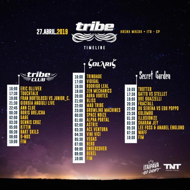 Timetable Tribe