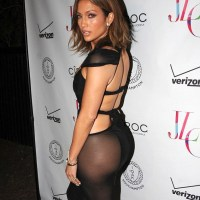 Stunning Jennifer Lopez celebrates 46th birthday in See-through dress (Photos)