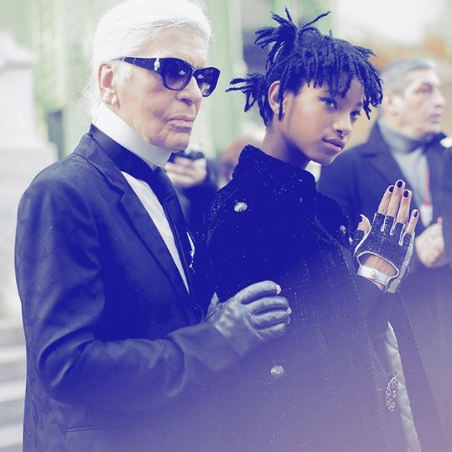 willow smith chanel5