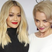 Rita Ora Attends VH1 Mother's Day Event With Her Gorgeous Mum (Photos)