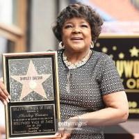 Gospel singer Shirley Caesar Receives Star on Hollywood Walk of Fame (Photos)