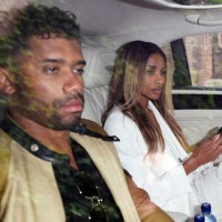 Ciara and Russell Wilson Jet Off for Their Honeymoon (Photos)