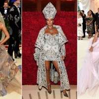 Rihanna, Cardi B, Nicki Minaj, Migos And More Hit The MET GALA Red Carpet