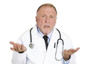 inept doctor