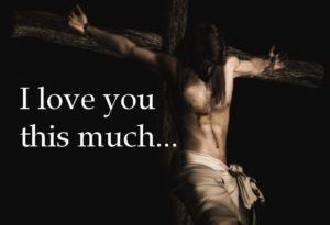 Jesus Christ Cross Prayer of Salvation