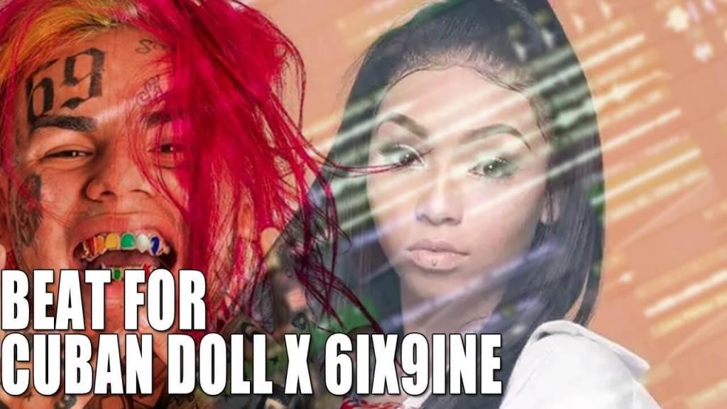 Making A Cuban Doll x 6ix9ine Type Beat In 10 Minutes