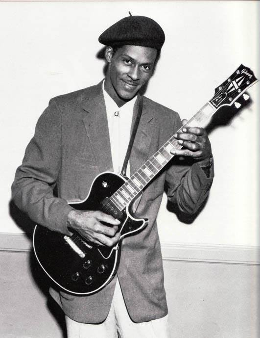 Chuck Berry The 1st Poet Of Rock Beatlely