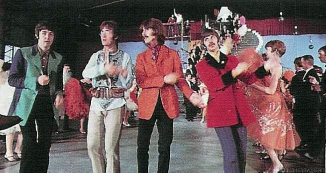 """The Beatles Song Of The Day:""""Your Mother Should Know"""" 