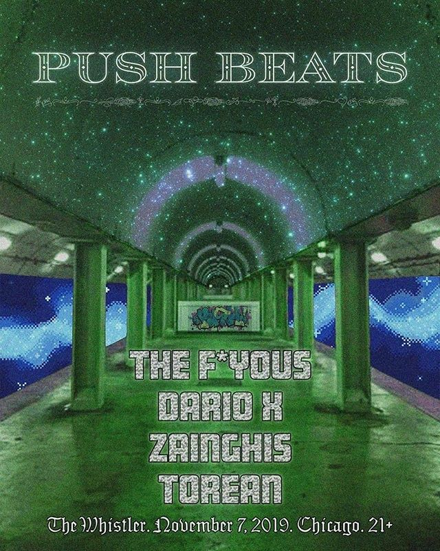 Check out The F*YOUs at The Whistler Nov 7th  @therapybeats⠀ ---⠀ Nov.7th come hangout with The F-You's!!⠀ #livemusic⠀ ---