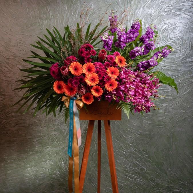 Syracuse Flower Stand