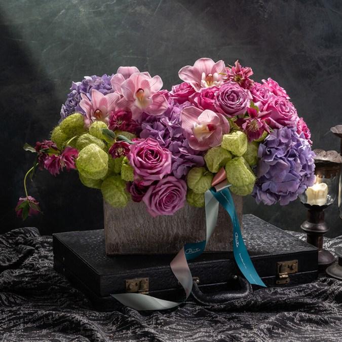 Borealis Styling in Vase