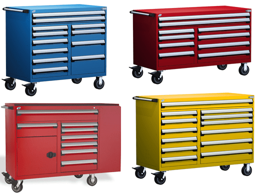 Why We Love Modular Drawer Cabinets & Shelving!