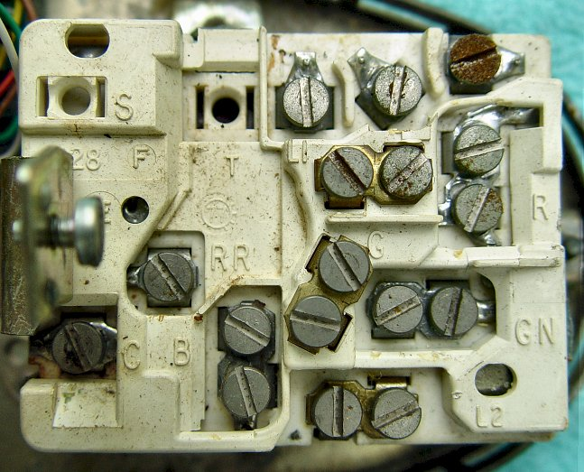 Telephone Lamp Circuit
