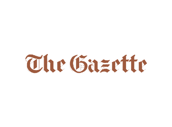 The Gazette newspaper logo