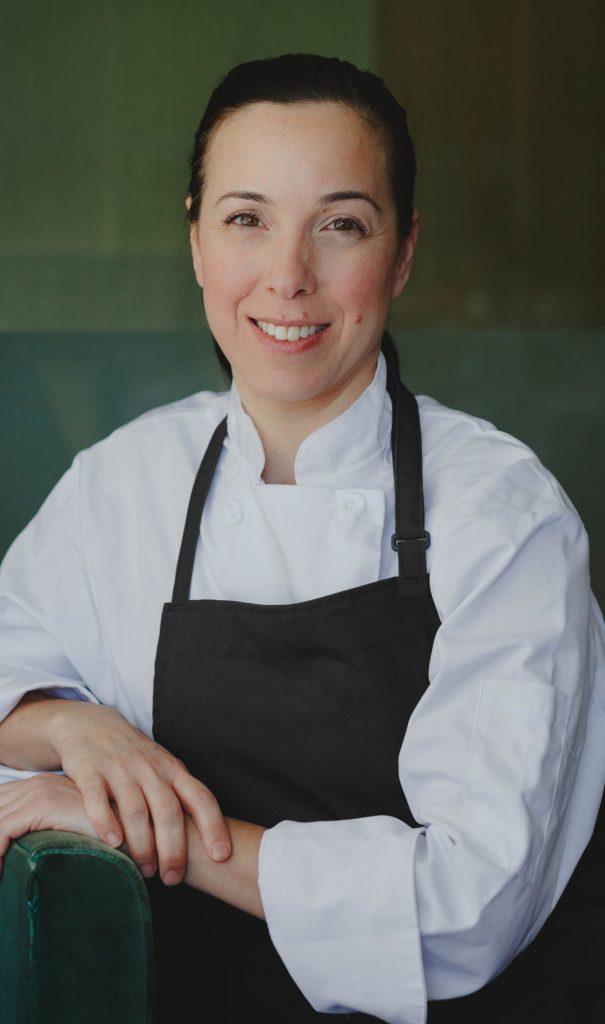 Chef Adele Forgione - Head Catering Chef