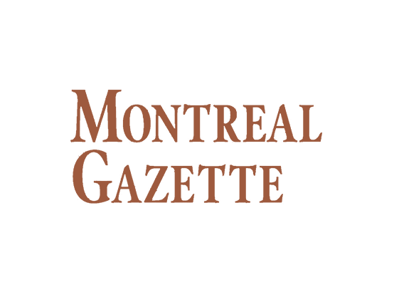 Montreal Gazette newspaper logo