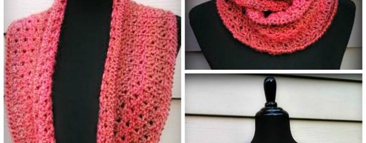 Amazing Grace Infinity Scarf ~ Free Crochet Pattern!!