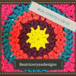 Sneak Peak… Crochet with Me… Winter CAL!!!
