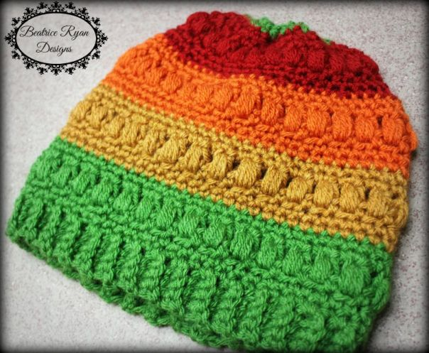 Ladies Whimsical Warmth Beanie multi