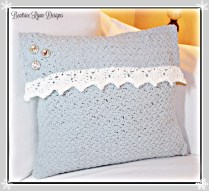 Victorian Pillow Cover Christmas