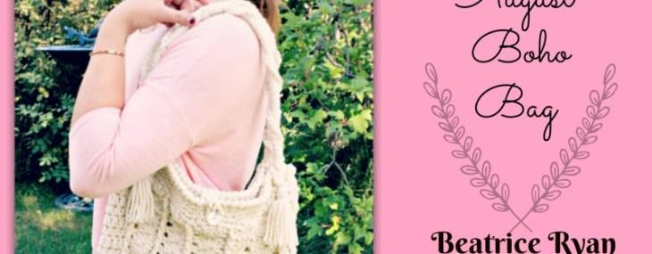 Simply August Boho Bag… Join the Crochet  Along!!!