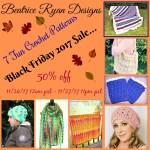 Black Friday Crochet Pattern Sale!