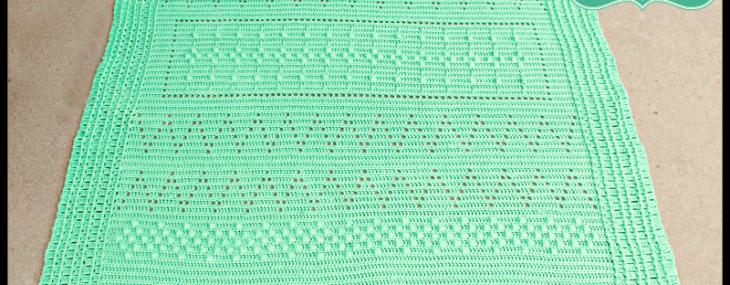 2018 Crochet with Me!!! Mystery Afghan Crochet Along… Week 10!!