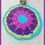 Sugar Wheel Baby Blanket Crochet Along… Week 2!!!