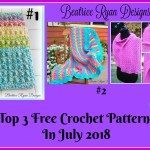 七月's Top 3 Pattern'Beatrice Ryan设计上的文章…. Check it out!!