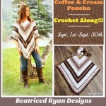 Coffee and Cream Crochet Along… Week 1!!
