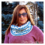 Wildwood Waves Cowl… Free Crochet Pattern