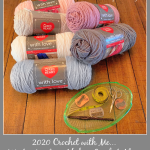 2020 Crochet with Me… Winter Mystery Afghan CAL!!!