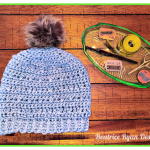 Soft and Chic Beanie… Free Crochet Pattern!!