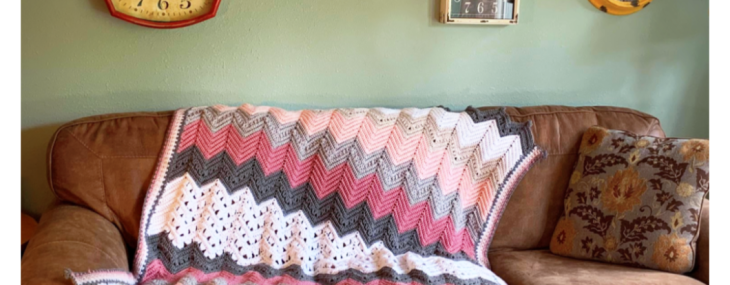 2020 Crochet with Me!!! 7th Annual Mystery Afghan Crochet Along… Week 12!!