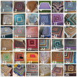 2021 Crochet with Me!!! Mystery Winter Afghan CAL…. Fan Gallery/Grand Prize Giveaway Winner!!!