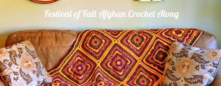 Festival of Fall Afghan Crochet Along… Week 10!!! Finishing your project!