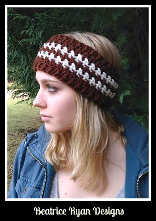 Winters Twist Headband Free Pattern